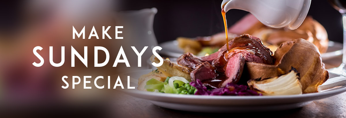 Special Sundays at The Lyttelton Arms
